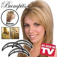 Заколка для придания объема волос Bumpits (Бампитс) 5 шт. оригинальная