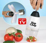 Измельчитель продуктов Slap Chop (Слэп Чоп) оригинальный