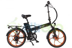 Электровелосипед Eltreco Jazz new (ver.5.0 - 48В 11Ач)