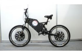 Электровелосипед Golden Motor Dual Drive Bars (3000 Вт)