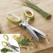 Ножницы для нарезки зелени Scissor (5 лезвий)